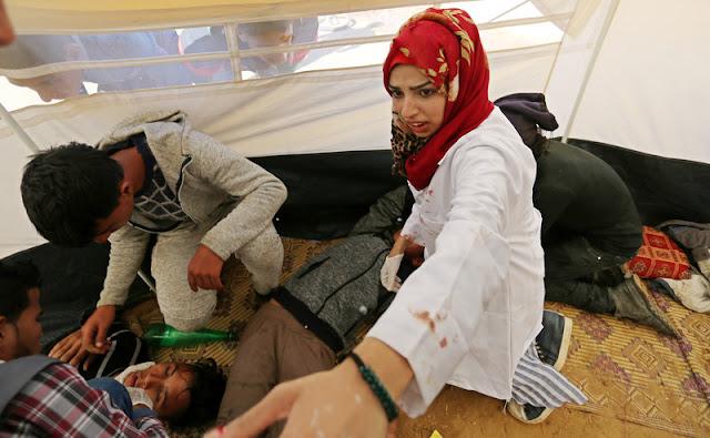 Fraksi PKS: DPR : Seret Penembak Paramedis Palestina ke Pengadilan Internasional