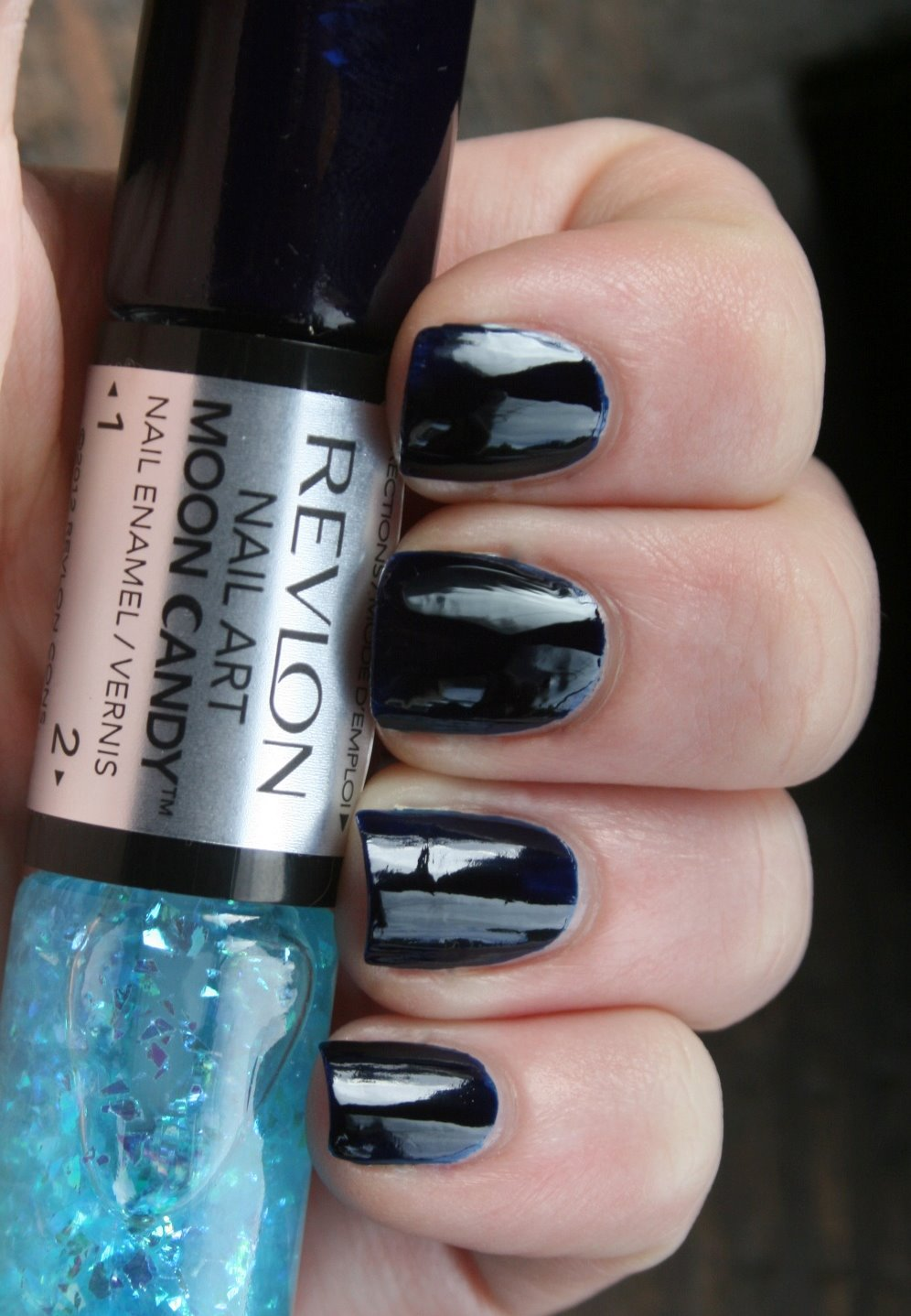 Revlon Moon Candy Galactic swatch