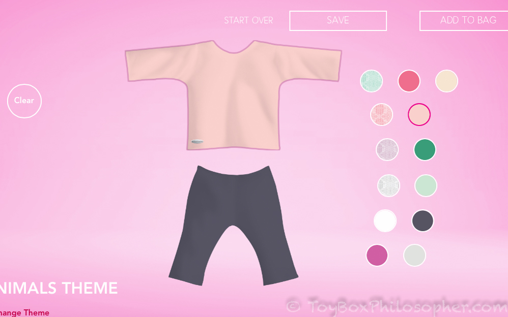 American girl create your own clothing the toy box Dog clothes design your own