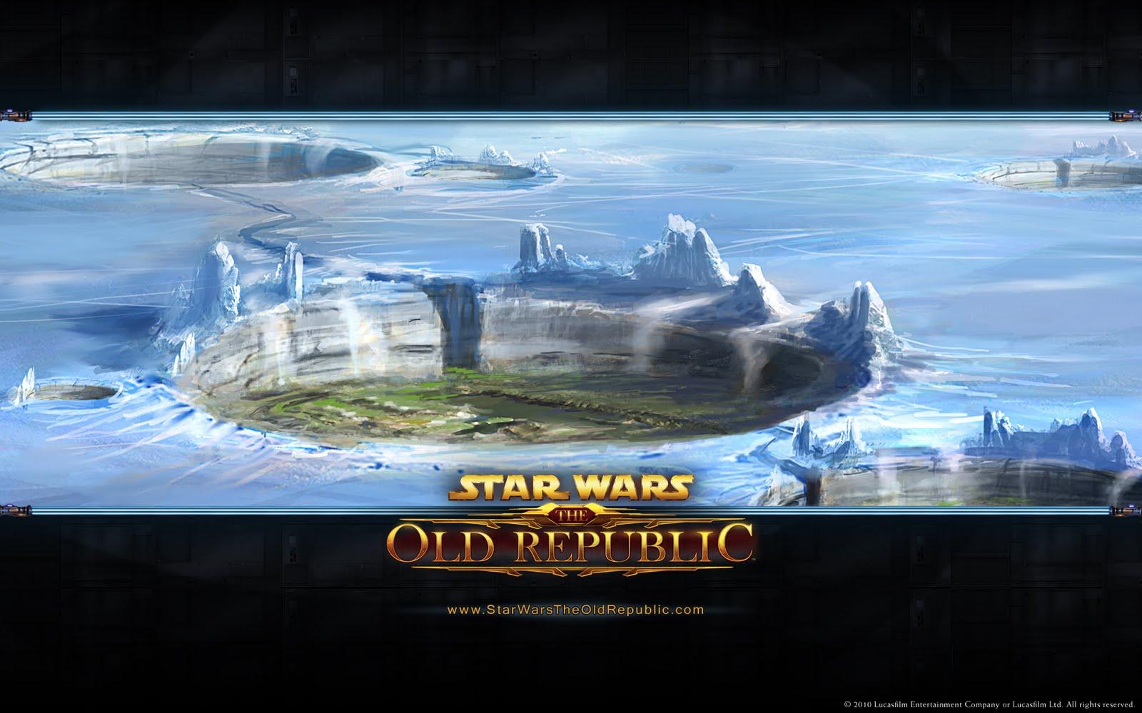 Star Wars Old Republic Wallpaper: Star Wars: The Old Republic Wallpaper Collection I