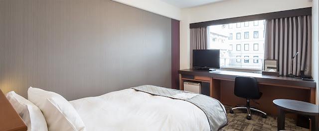 東大阪里士滿酒店 Richmond Hotel Higashi Osaka - 雙人床房