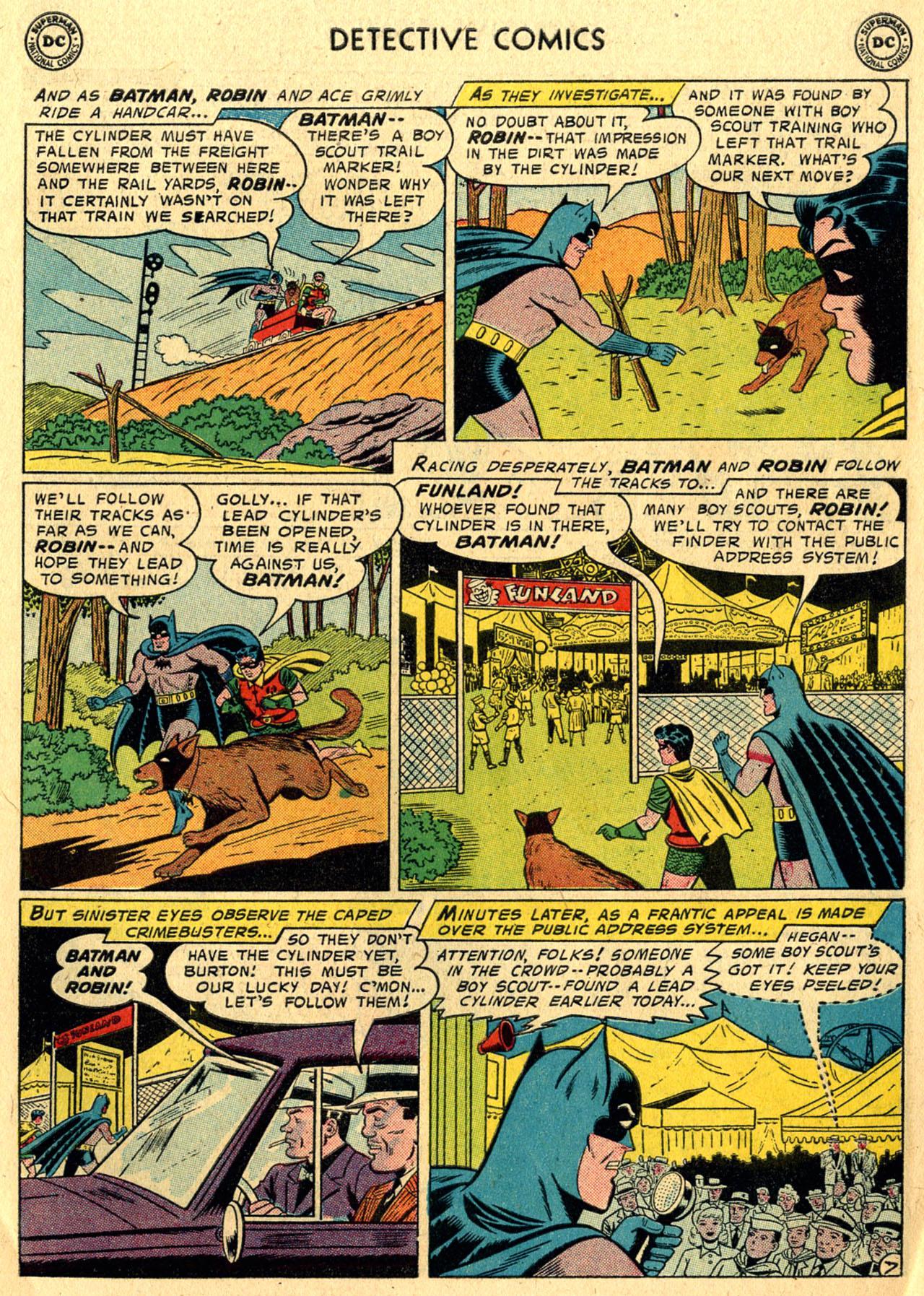Detective Comics (1937) 254 Page 8
