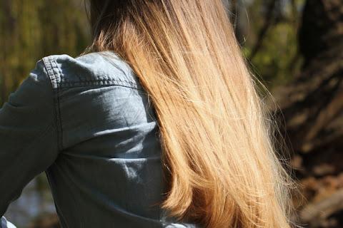 Moje włosy - kwiecień 2015 | 22 miesiące bez farbowania włosów - czytaj dalej »