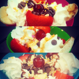 Banana Splits - Yummy, Tasty and Pretty Amazing!