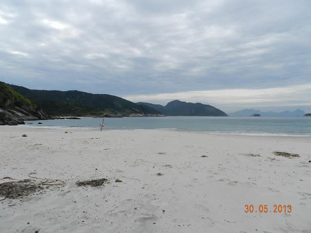 Praia do Perigoso - Guaratiba - RJ