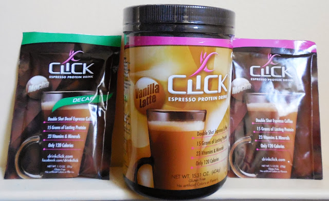 Click Protein Powder