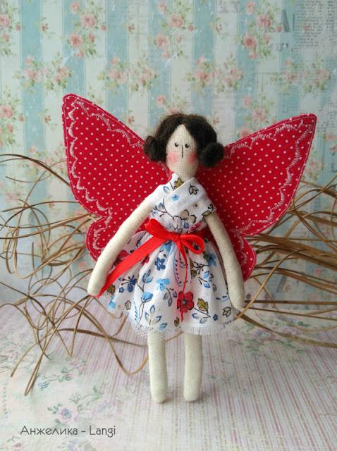 Феи - бабочки