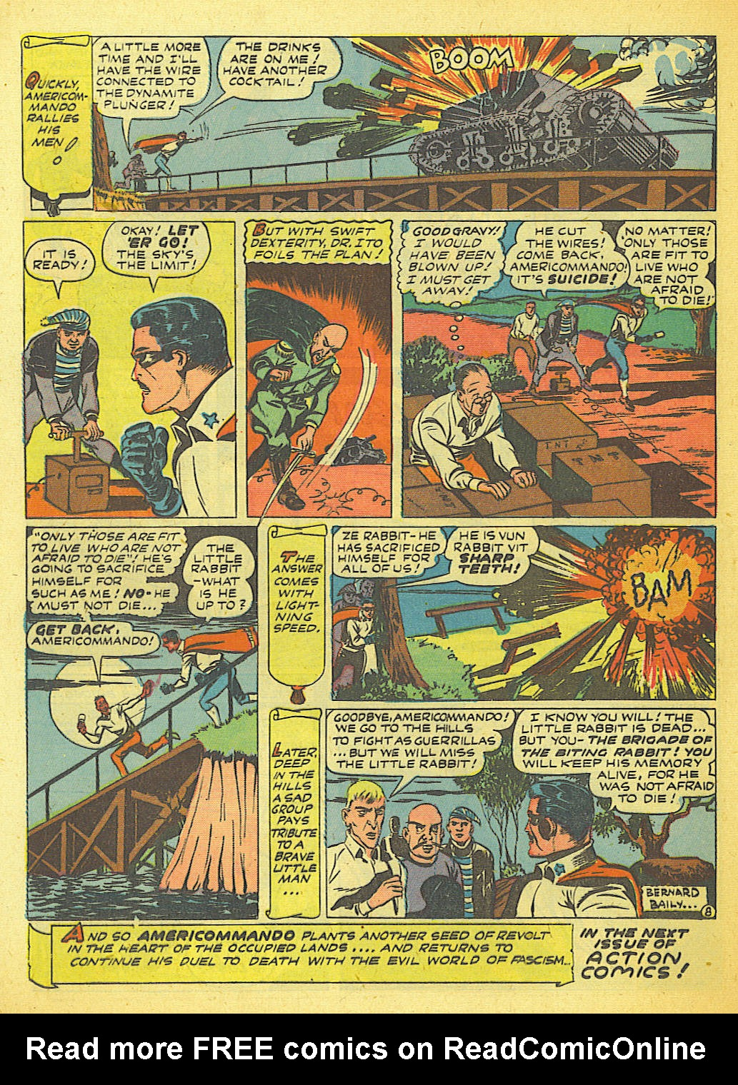 Read online Action Comics (1938) comic -  Issue #58 - 40