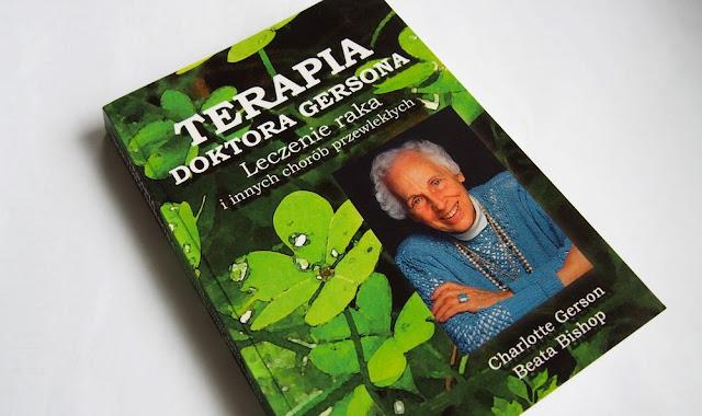 """""""Metoda doktora Gersona"""" Ch. Gerson, B. Bishop - recenzja książki"""