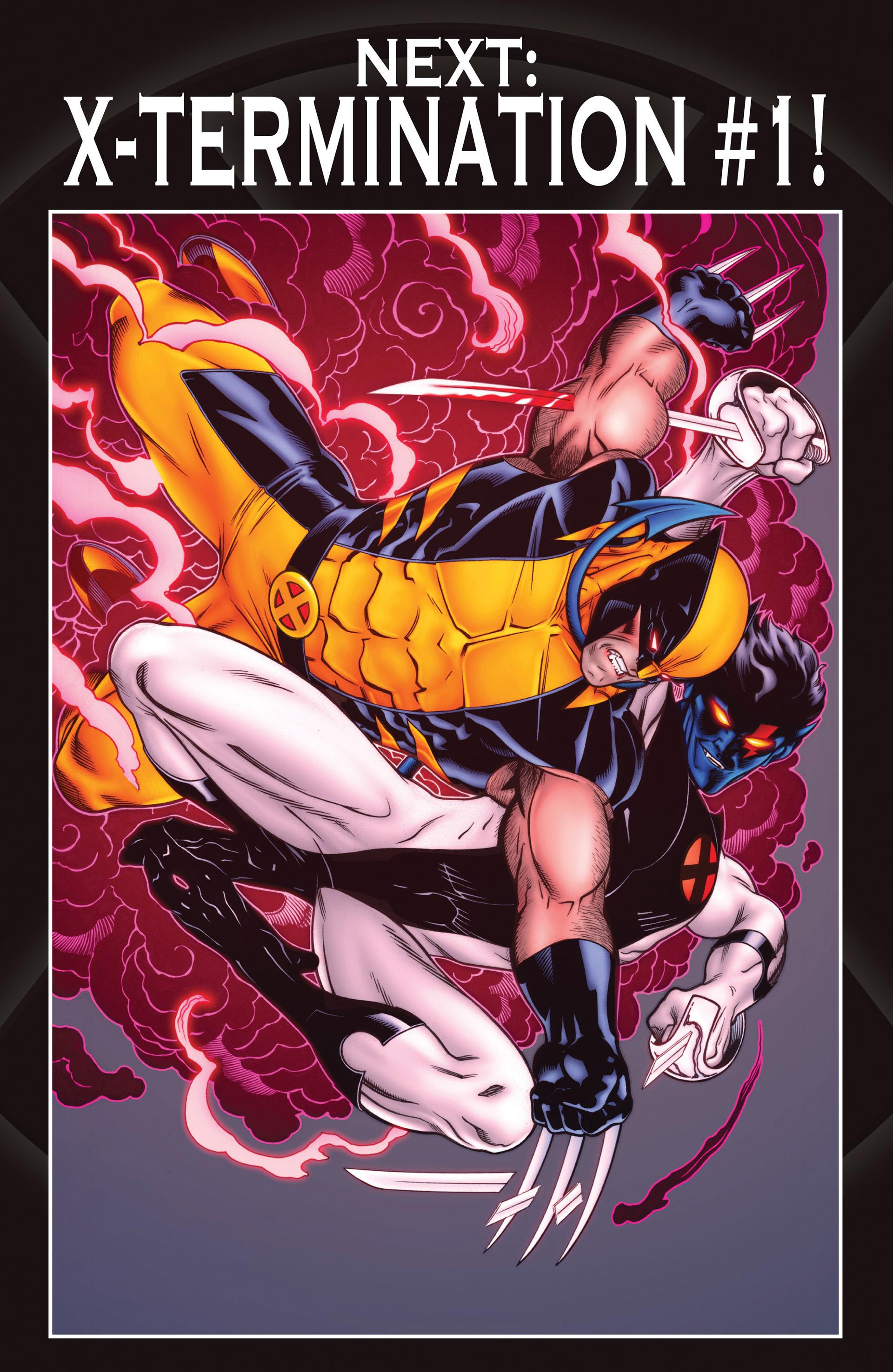 Read online Astonishing X-Men (2004) comic -  Issue #59 - 22