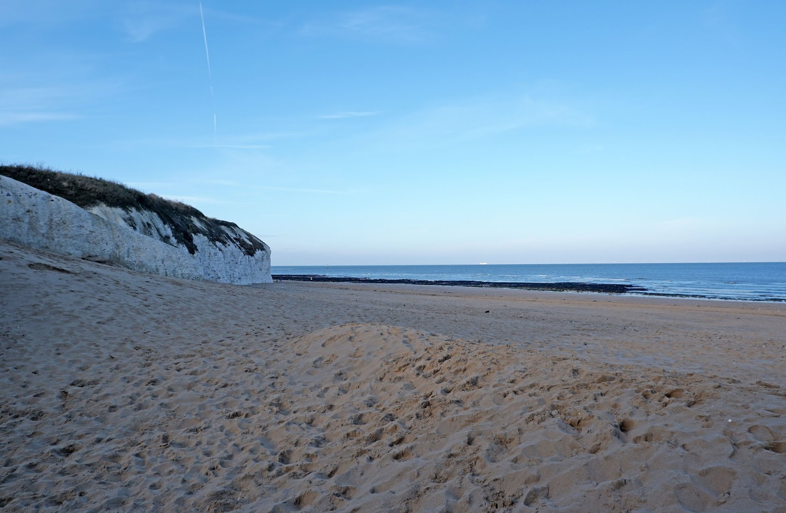 Botany Bay in January