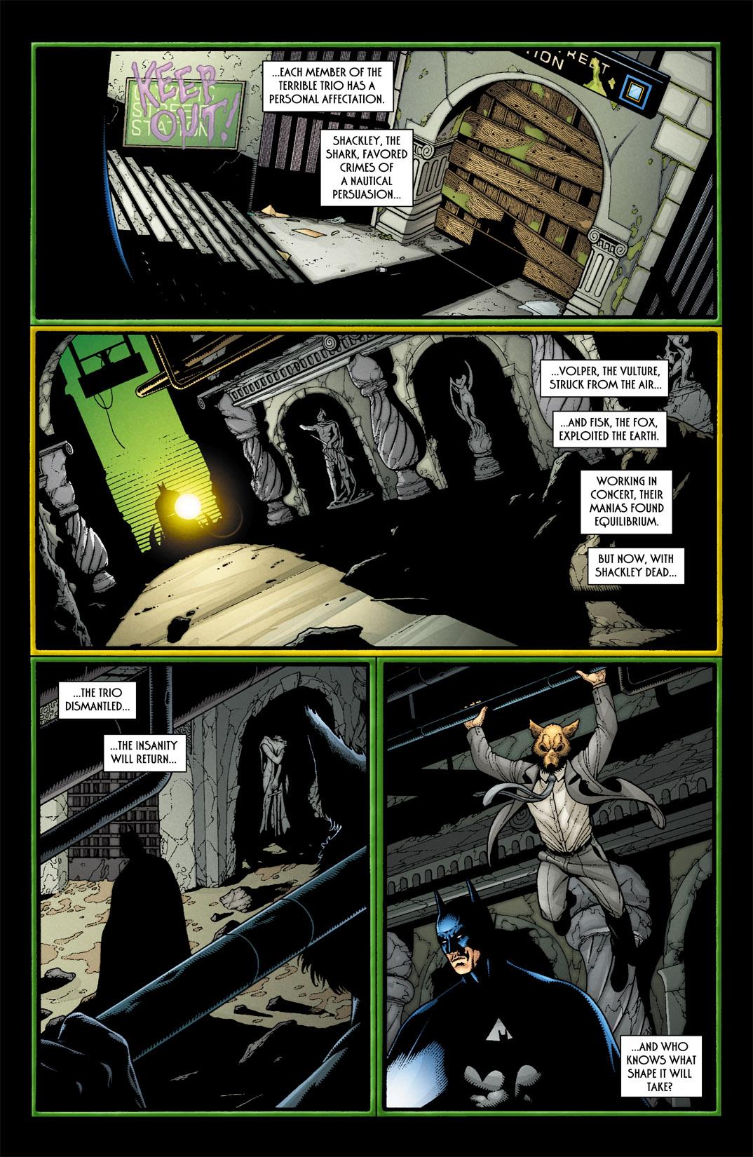 Detective Comics (1937) 832 Page 5