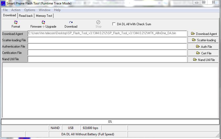 Smart Phone Flash Tool (SP Flash Tool) - Latest Version - HM