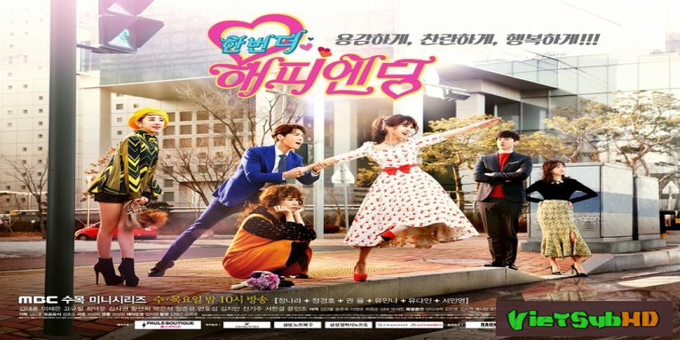 Phim Yêu Lại Từ Đầu Hoàn Tất (16/16) VietSub HD | One More Happy Ending 2016