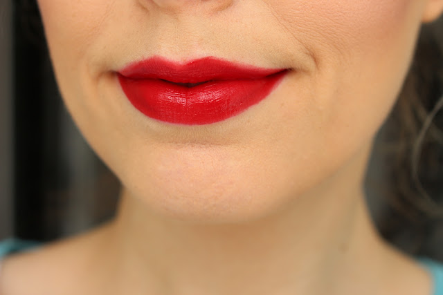 Maybelline Vivid Matte Liquid Rebel Red