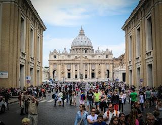 catedral de san pedro roma vaticano