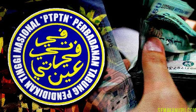 Permohonan Pinjaman PTPTN 2018 Online