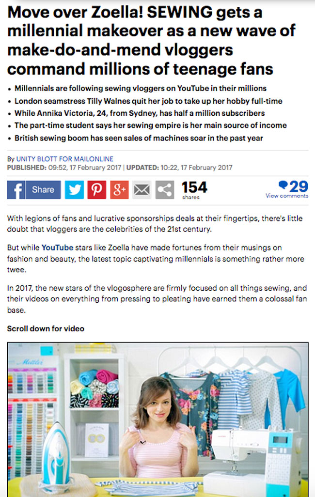 Daily Mail Online - 17 February 2017