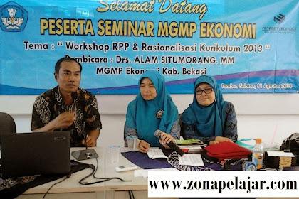 RPP Ekonomi SMA Kelas X, XI, XII Semester 1 dan 2