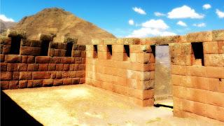 Pisac, Sítio Arqueológico no Vale do Urubamba
