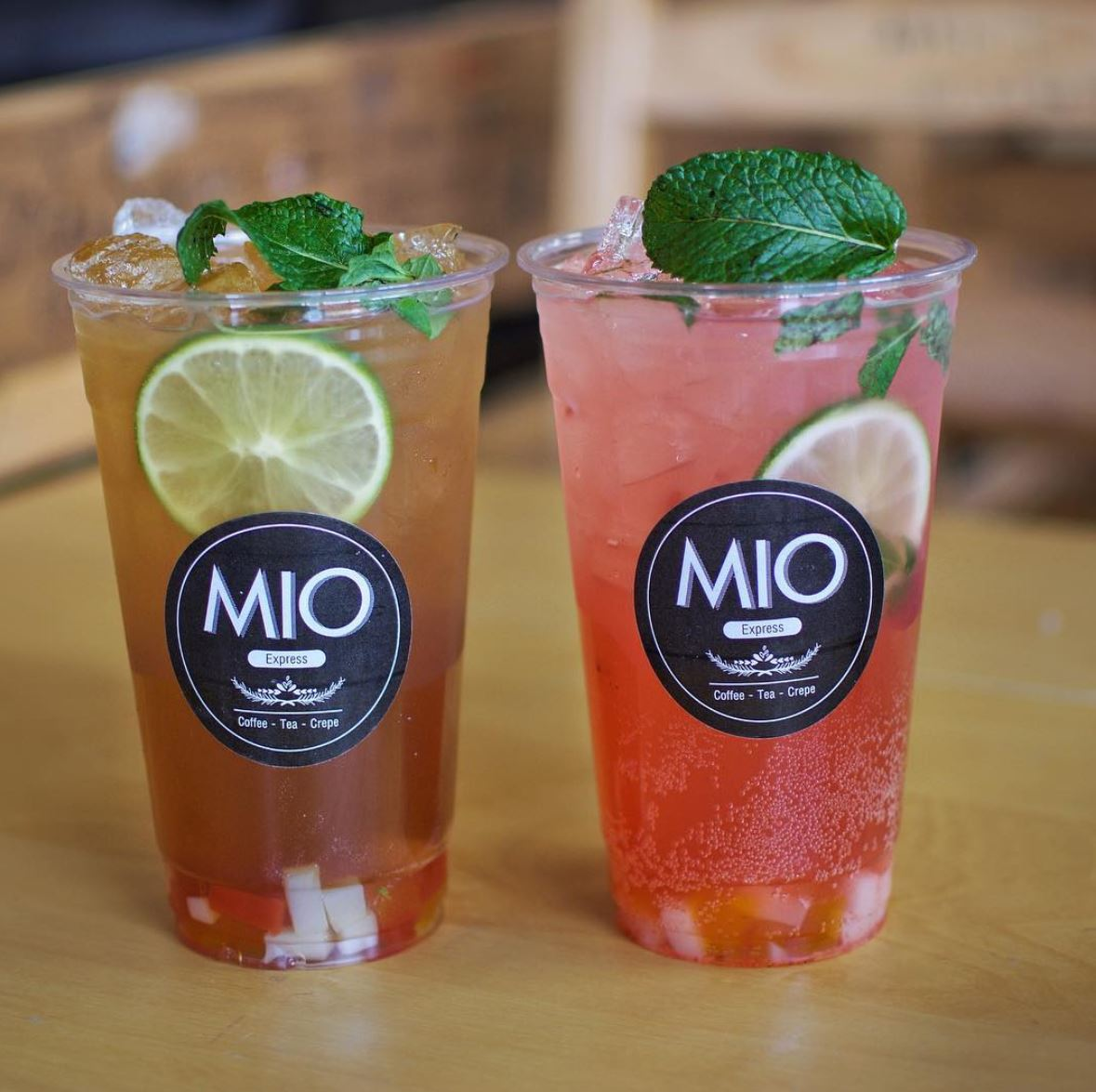 Oct. 28 - 29 | BOGO Free All Drinks @ Mio Tea House - Garden Grove