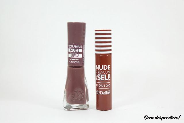 dailus nude hair brasil