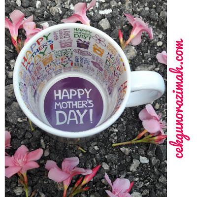Liberty printing, motto mug, mug diy, mug hari ibu