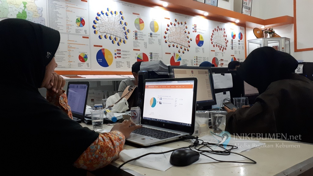 Mulai Hari ini, KPU Kebumen Buka Pendaftaran Bacaleg Pemilu 2019