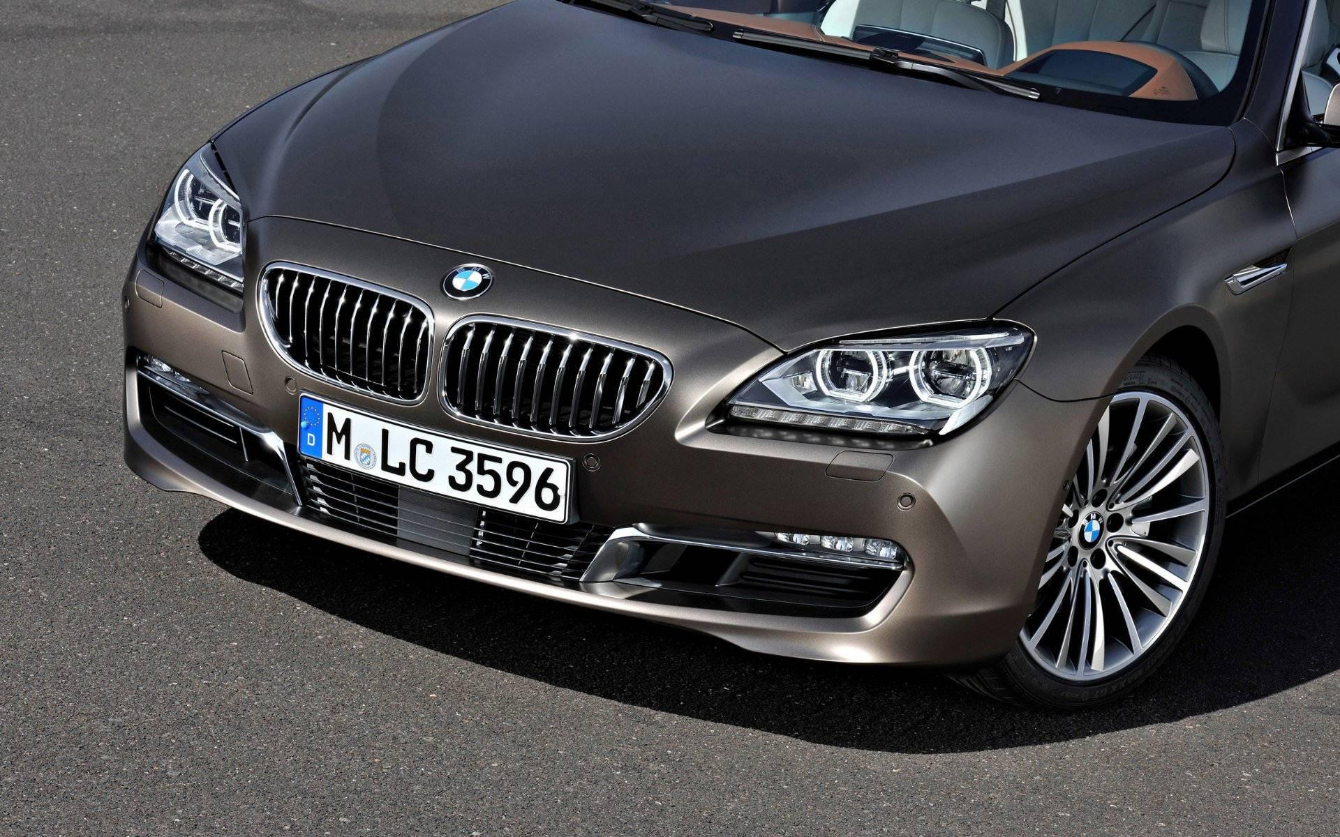 wallpaper: 2013 BMW 6 Series Wallpapers