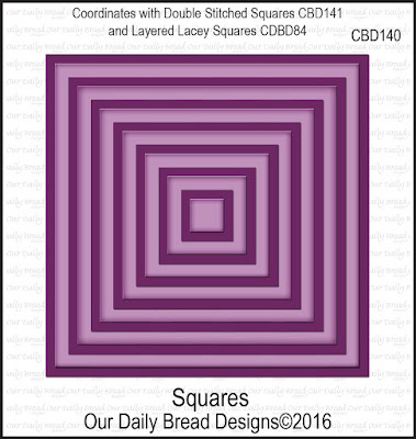 Our Daily Bread Designs Custom Squares Dies