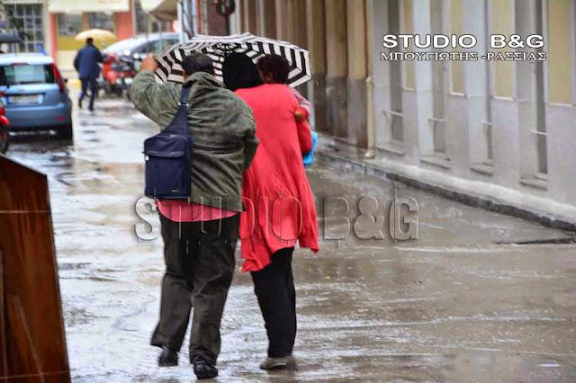 Έρχονται ισχυρές βροχές και καταιγίδες-Έκτακτο δελτίο της ΕΜΥ (βίντεο)