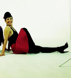 Foto | Sesión de video | faldas #efectolimon ;))