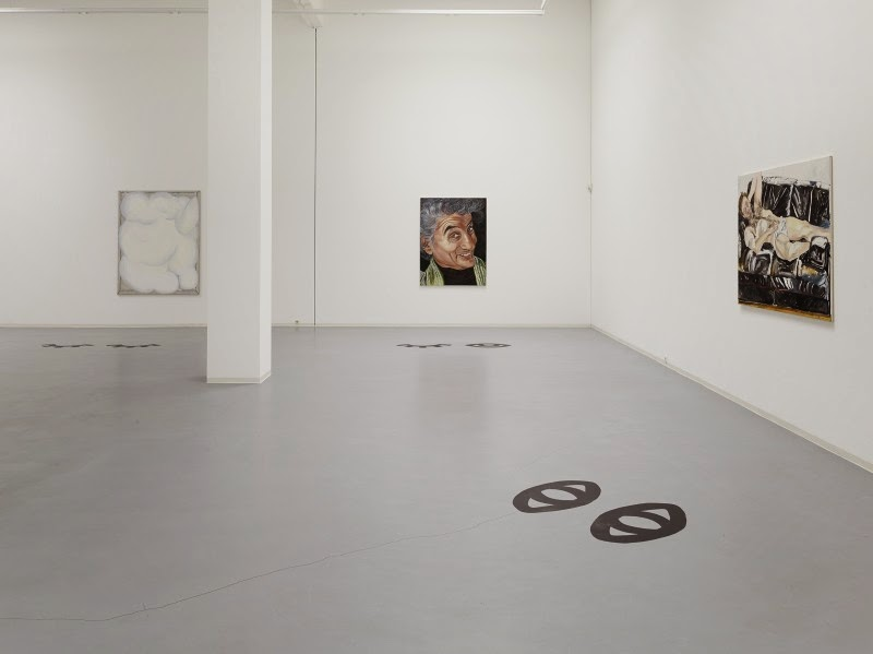 Jana Euler, Where the Energy Comes From, Installation view,  Bonner Kunstverein 2014; Photos by Simon Vogel.