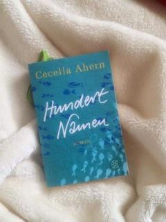 """""""Hundert Namen"""", czyli """"Sto imion"""" Cecelia Ahern, fot. paratexterka ©"""