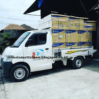Alamat Sarana Dewata Courier/SDC Surabaya