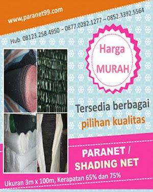 Paranet (Shade Net)