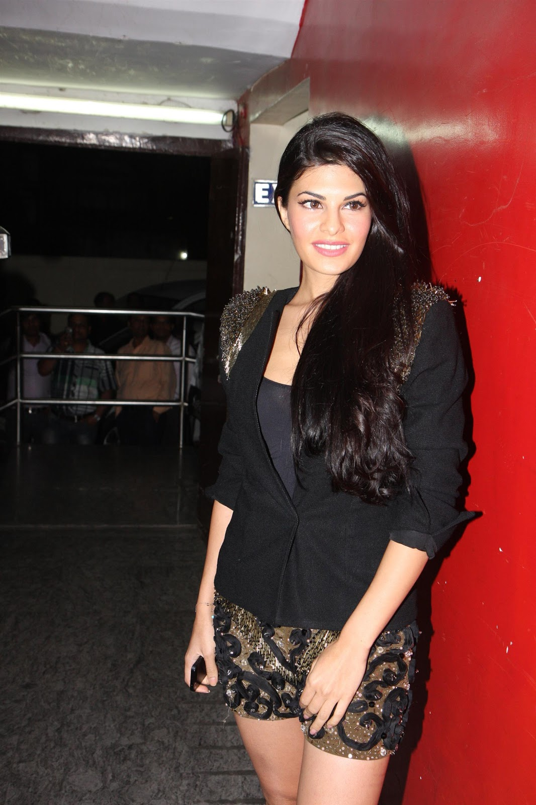 High Quality Bollywood Celebrity Pictures Jacqueline -3409