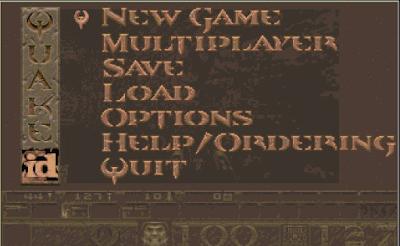 【Dos】雷神之槌(Quake),懷舊的第一人稱射擊遊戲!