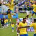 Brasil 2 x 0 México !! Classificação com propriedade e com atuação brilhante de Neymar !! O próximo desafio será contra a forte Bélgica !!