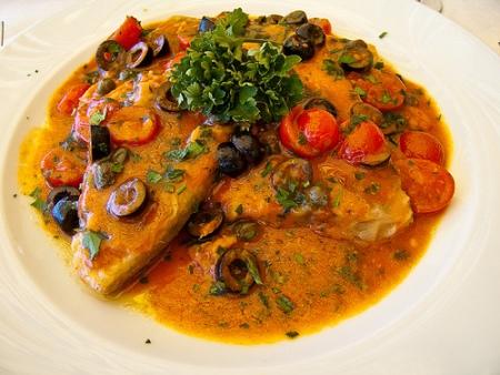 Ricette calabresi di natale pesce spada alla ghiotta for Ricette di pesce