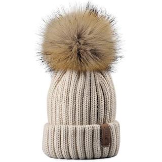 Baby Winter Warm Knit Hat