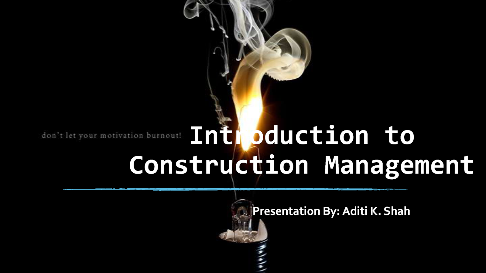 Download Introduction to Construction Management pdf