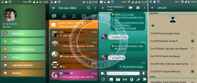 BBM mod full color mix v3.1.0.13 apk terbaru