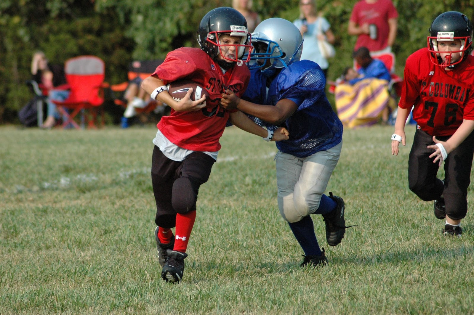 Preventing injuries in Youth Football |