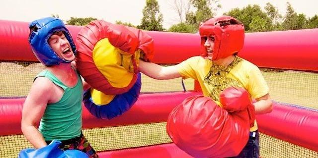 Kubotan mousse, Tonfa mousse et soft boxing