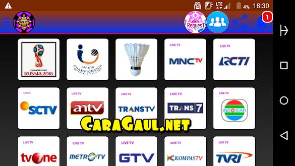 KPN TV Aplikasi Streaming Premium Gratis Terbaru Bulan Juli 2018