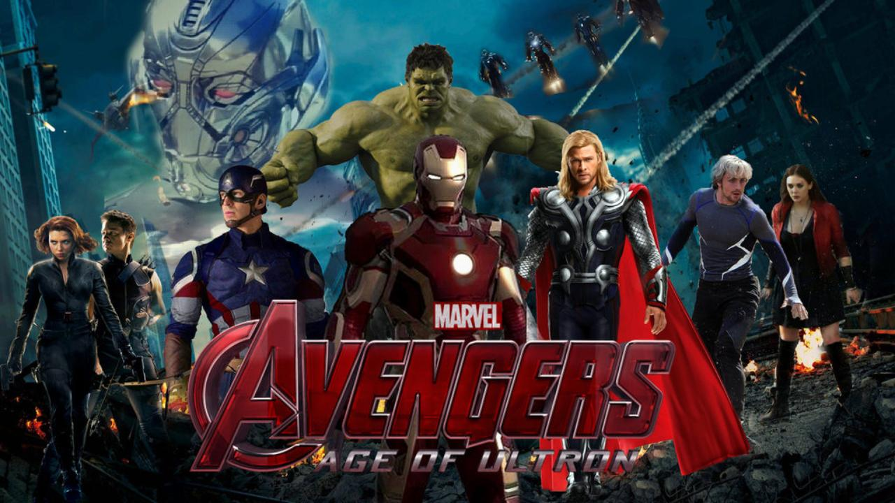 Avengers Age of Ultron [2015 USA Bluray 1080p Ganool 2200 MB