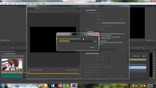 Cara Kompres/Memperkecil Ukuran Video Dengan Adobe Premiere Pro