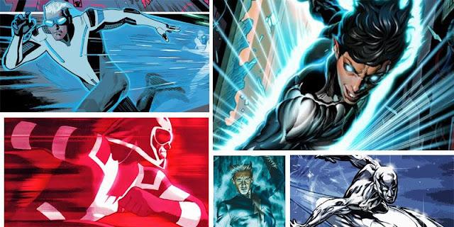 Marvel Speedster