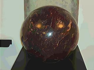 A Esférica e Gigante Dolomita - Museu de Geociências da Usp - São Paulo